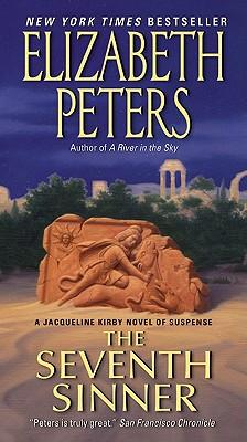 Seventh Sinner By Peters, Elizabeth